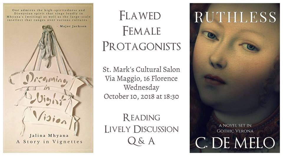 Flawed Female Protagonists